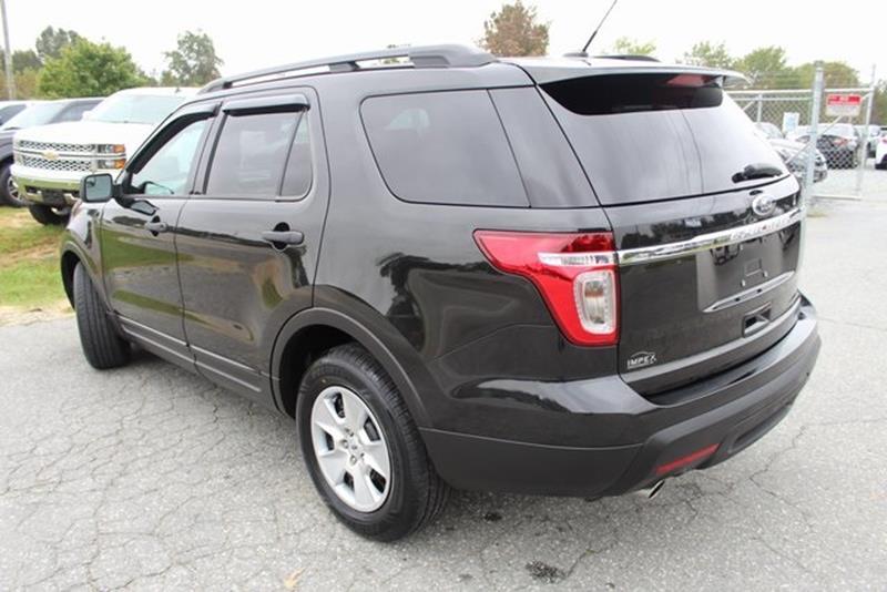 2014 ford explorer 4dr suv in greensboro nc impex auto sales. Black Bedroom Furniture Sets. Home Design Ideas