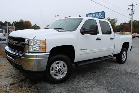 Used Chevy 2500 For Sale >> Used 2014 Chevrolet Silverado 2500 For Sale Carsforsale Com
