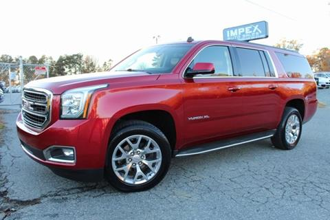 2015 GMC Yukon XL for sale in Greensboro, NC
