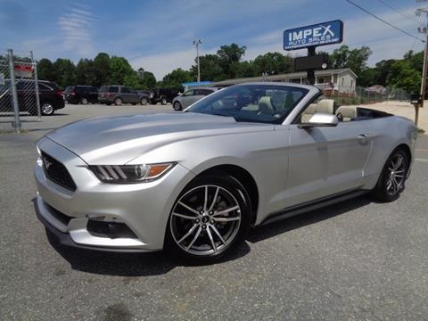 ford mustang for sale in greensboro nc. Black Bedroom Furniture Sets. Home Design Ideas
