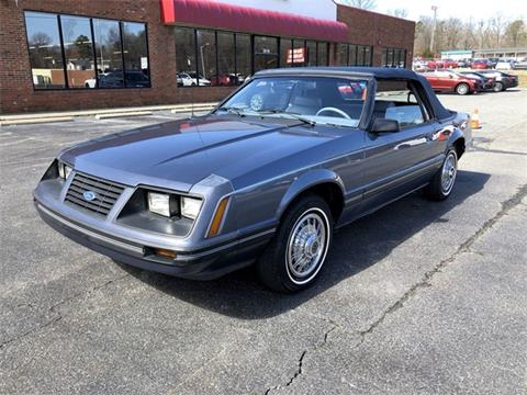 1983 Ford Mustang for sale in Greensboro, NC