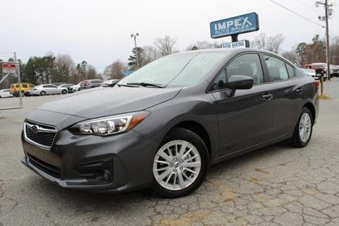 2018 Subaru Impreza for sale in Greensboro, NC