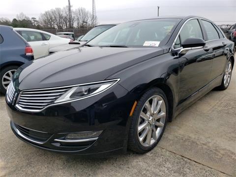 2016 Lincoln MKZ for sale in Greensboro, NC