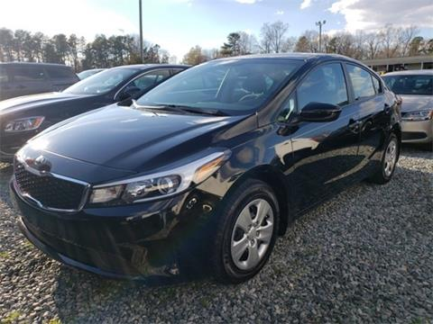 2018 Kia Forte for sale in Greensboro, NC