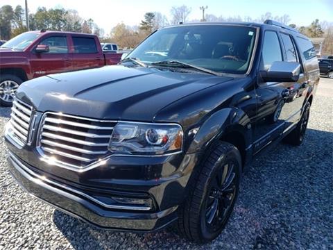 2015 Lincoln Navigator L for sale in Greensboro, NC