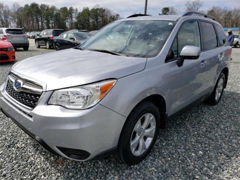 2016 Subaru Forester for sale in Greensboro, NC