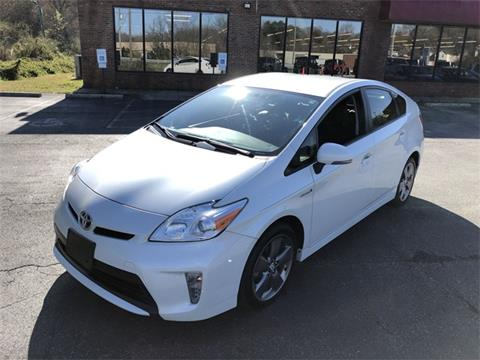 38a32ef2aa 2015 Toyota Prius for sale in Greensboro