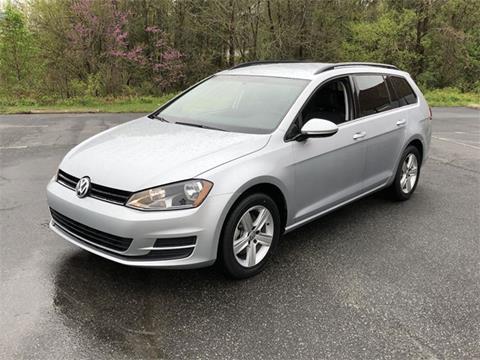 2015 Volkswagen Golf SportWagen for sale in Greensboro, NC