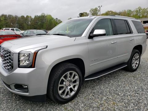 2018 GMC Yukon for sale in Greensboro, NC