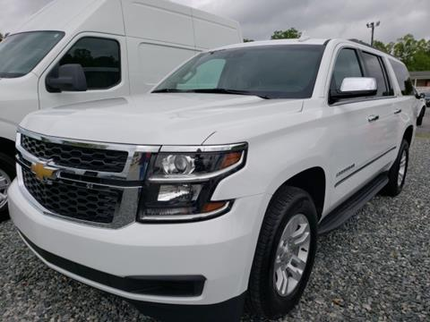 Used 2018 Chevrolet Suburban For Sale Carsforsale Com