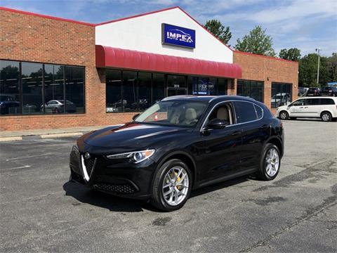 2018 Alfa Romeo Stelvio for sale in Greensboro, NC