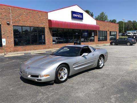 2004 Chevrolet Corvette For Sale In Greensboro Nc