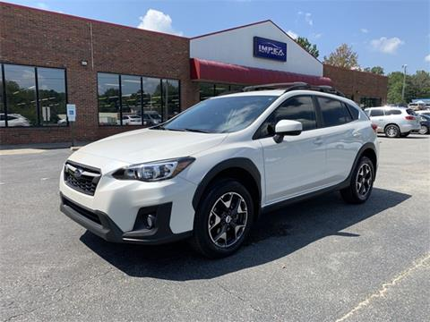 2018 Subaru Crosstrek for sale in Greensboro, NC