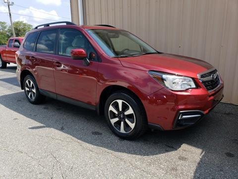 2018 Subaru Forester for sale in Greensboro, NC