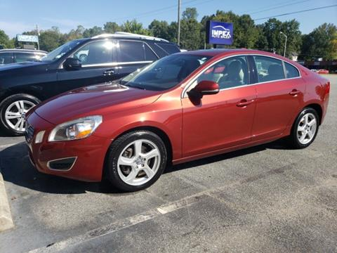 2013 Volvo S60 for sale in Greensboro, NC