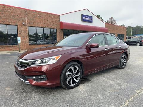 2016 Honda Accord for sale in Greensboro, NC