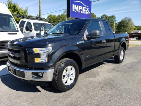 2015 Ford F-150 for sale in Greensboro, NC