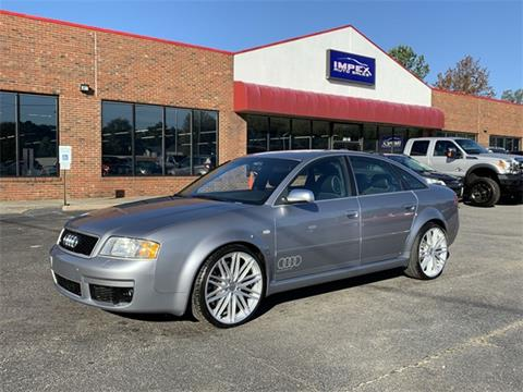 2003 Audi RS 6 for sale in Greensboro, NC