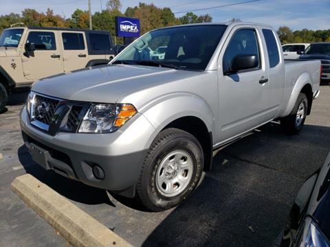 2018 Nissan Frontier for sale in Greensboro, NC