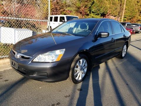 2007 Honda Accord for sale in Greensboro, NC