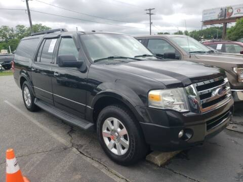 2010 Ford Expedition EL for sale at Impex Auto Sales in Greensboro NC