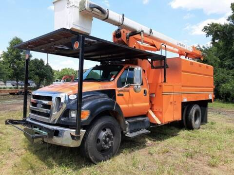 2010 Ford F-750 Super Duty