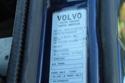 2008 Volvo VHD