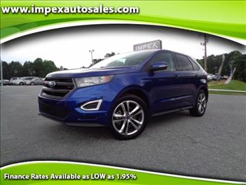 2015 Ford Edge for sale in Greensboro, NC