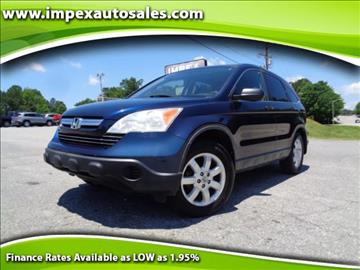 2007 Honda CR-V for sale in Greensboro, NC