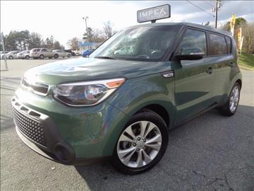 2014 Kia Soul for sale in Greensboro, NC