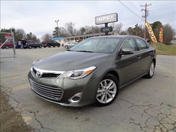 2014 Toyota Avalon for sale in Greensboro, NC