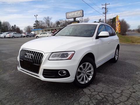 2016 Audi Q5 for sale in Greensboro, NC