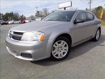 2014 Dodge Avenger for sale in Greensboro, NC
