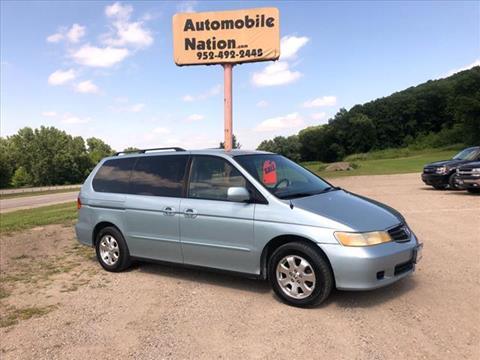 2004 Honda Odyssey for sale in Jordan, MN