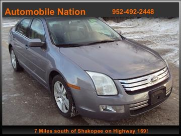 2006 Ford Fusion for sale in Jordan, MN