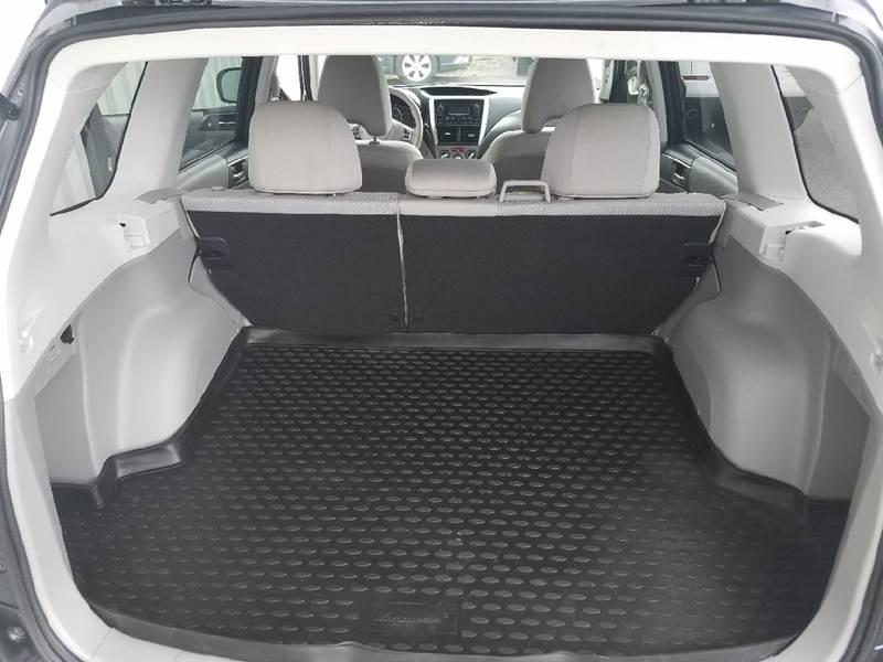 2012 Subaru Forester AWD 2.5X Premium 4dr Wagon 4A - Spokane WA