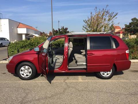 2007 Kia Sedona for sale in Clovis, CA