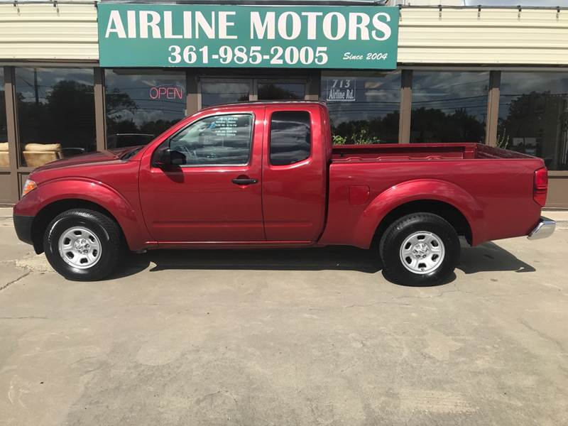 2015 Nissan Frontier 4x2 S 4dr King Cab 6 1 Ft Sb Pickup 5a In