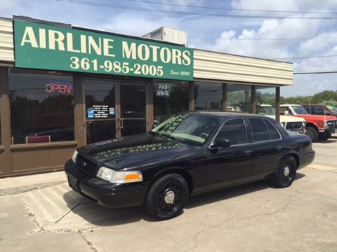 2008 Ford Crown Victoria for sale in Corpus Christi, TX