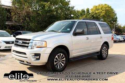 2015 Ford Expedition for sale in Houston, TX