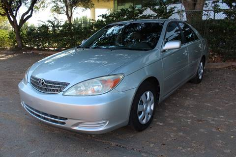 2003 Toyota Camry for sale in Houston, TX