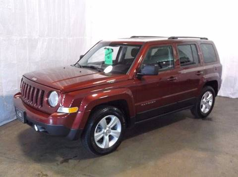 2013 Jeep Patriot for sale in Archbold, OH