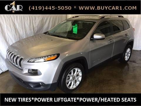 2016 Jeep Cherokee for sale in Archbold, OH