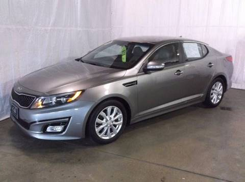 2014 Kia Optima for sale in Archbold OH