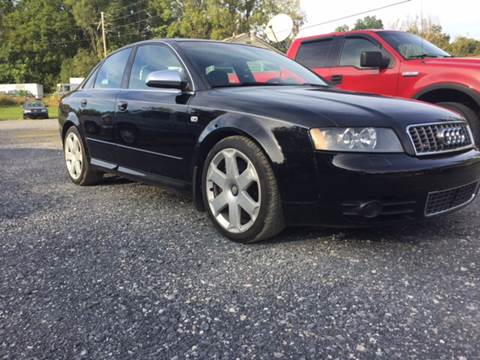 2005 Audi S4 for sale in Annville, PA