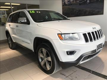 2016 Jeep Grand Cherokee for sale in Rochester, NY