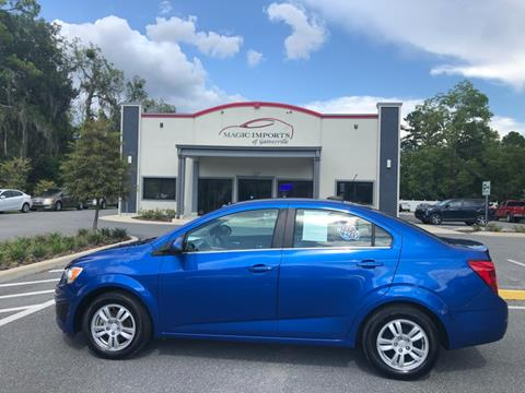 2016 Chevrolet Sonic for sale in Gainesville, FL