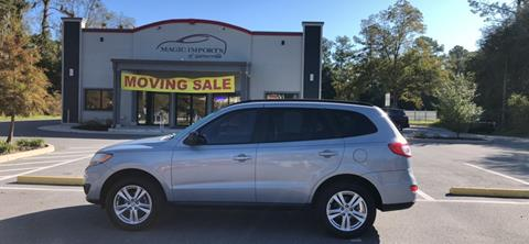 2010 Hyundai Santa Fe for sale in Gainesville, FL