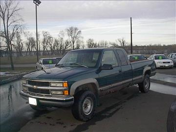 1996 Chevrolet C/K 2500 Series for sale in Osakis, MN
