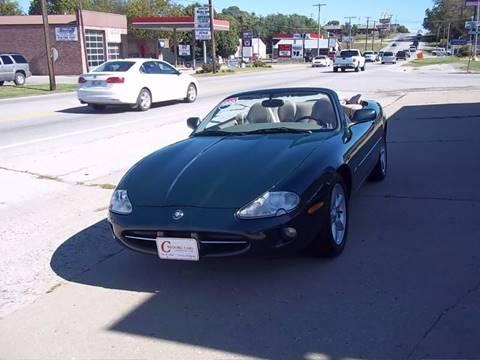 1999 Jaguar XK-Series for sale in Grove, OK